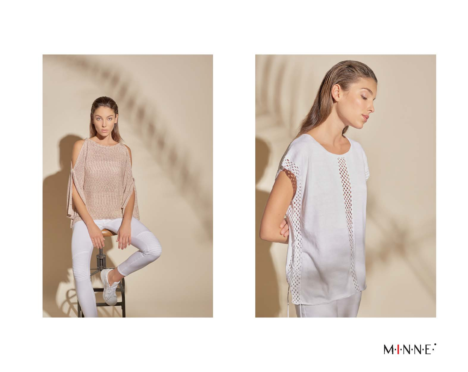 m-i-n-n-e-spring-18-lookbook-cold shoulder sweater and crochet seam top